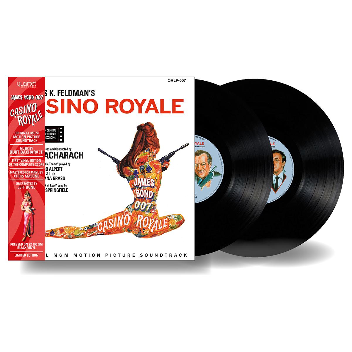 Quartet records casino royale diablo 2 in game cheats