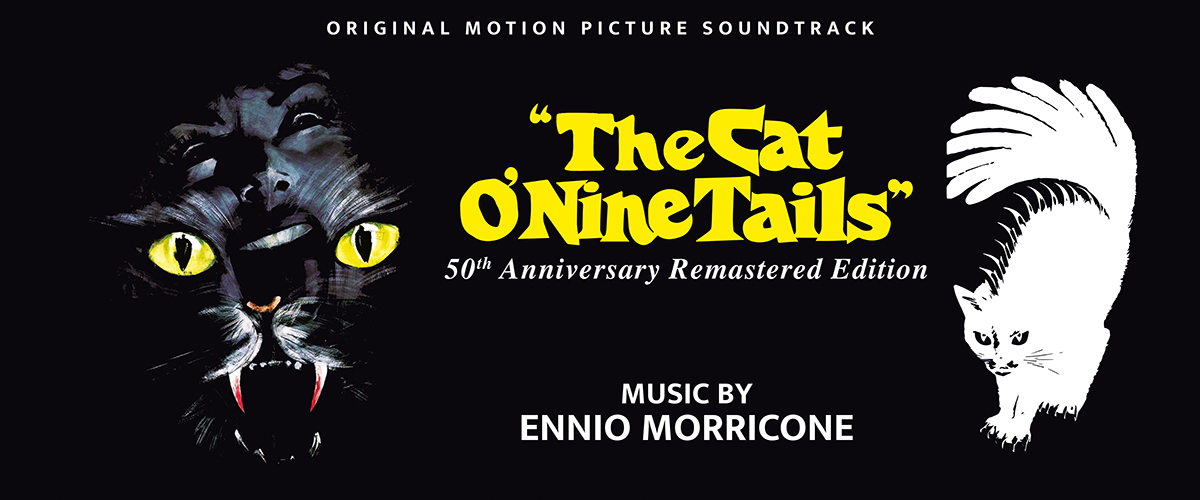 THE CAT O'NINE TAILS (BANNER)